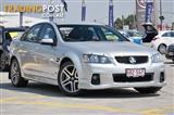 2012 HOLDEN COMMODORE SV6 VE Series II SEDAN