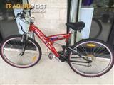 Malvern Star Cobra SS 21 Speed Ezi-Fire Premier Edition Mountain Bike