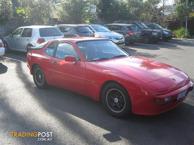 1984 porsche 944 2d coupe for sale in neutral bay nsw 1984 porsche 944 2d coupe. Black Bedroom Furniture Sets. Home Design Ideas