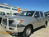 2006 Toyota Hilux Workmate TGN16R MY05 Utility