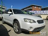 2004 Subaru Outback R AWD Premium Pack B4A MY05 Wagon