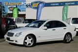 2003 Mercedes-Benz C180 Kompressor Classic W203 MY2003 Sedan