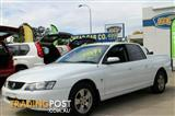 2004 Holden Crewman S VY II Utility