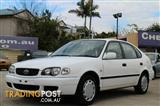 2001 Toyota Corolla Ascent AE112R Liftback