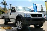 2005 Holden Rodeo LX RA MY05.5 Cab Chassis