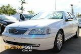2005 Ford Fairlane Ghia BA Mk II Sedan