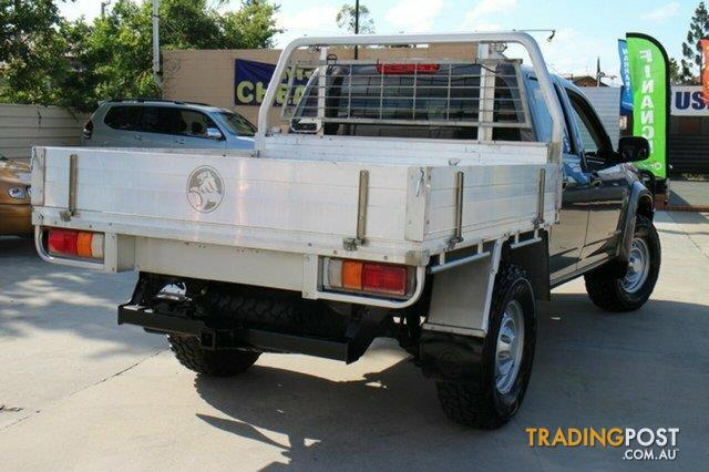 2011 Holden Colorado Lx Crew Cab Rc My11 Utility For Sale