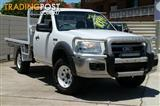 2008 Ford Ranger XL PJ Cab Chassis