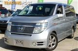 2004 Nissan Elgrand Highwaystar E51 Wagon