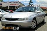 2001 Holden Calais  VX II Sedan