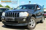 2005 Jeep Grand Cherokee Limited WH MY2006 Wagon
