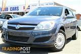 2008 Holden Astra CD AH MY08 Wagon