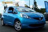 2009 Honda Jazz GLi GE MY09 Hatchback