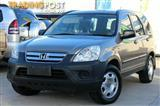 2006 Honda CR-V 4WD RD MY2006 Wagon