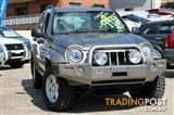 2007 Jeep Cherokee 65th Anniversary KJ MY2006 Wagon