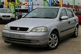 2003 Holden Astra Equipe City TS MY03 Hatchback