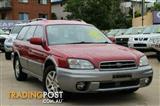 2003 Subaru Outback AWD B3A MY03 Wagon