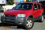 2002 Ford Escape XLT BA Wagon