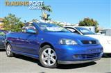 2002 Holden Astra  TS MY03 Convertible