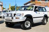 1998 Nissan Patrol ST GU Wagon