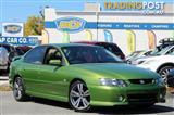 2002 Holden Commodore SS VY Sedan