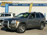 2007 Jeep Grand Cherokee Limited WH MY2007 Wagon