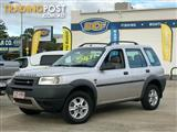 2002 Land Rover Freelander SE Td4 02MY Wagon