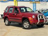 2007 Jeep Cherokee Limited KJ MY2006 Wagon