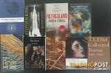 9 books for sale