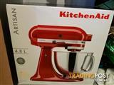 Kitchen Aid mixer Brand NEW