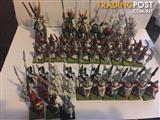 Warhammer High Elves - Fantasy models