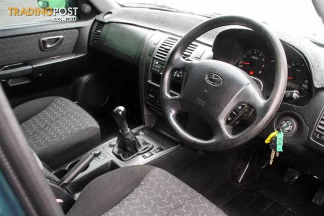 2003 Hyundai Terracan 4d Wagon For Sale In Ringwood Vic