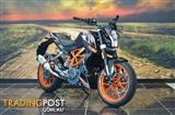 2014 KTM 390 Duke 390CC  Road