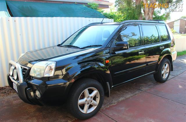 2003 NISSAN X-TRAIL Ti-L (SUNROOF) (4x4) T30 4D WAGON