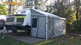 Jayco Expanda Outback Caravan for **HIRE ONLY**