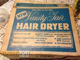 Hair Dryer- Collectable 1960-70