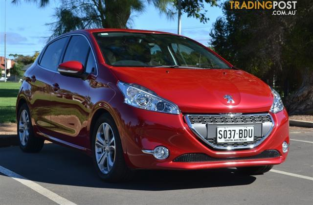 View all peugeot 208 cars for sale in Australia
