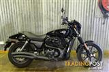 0 Harley-Davidson Street 500 (lams) 500CC MY15 Road