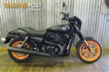 2015 Harley-Davidson Street 500 (lams) 500CC MY15 Road