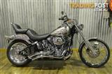 2008 Harley-Davidson FXSTC Softail Custom 1600CC MY08 Road