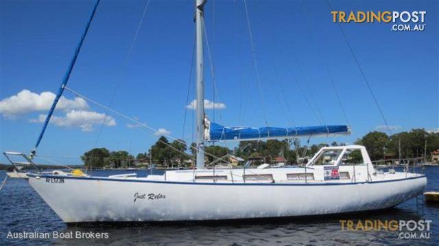 Adams 45 Yacht