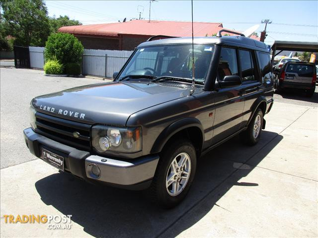 2003 land rover discovery s 4x4 series ii 4d wagon for sale in brisbane qld 2003 land rover. Black Bedroom Furniture Sets. Home Design Ideas