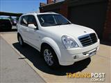 2010 SSANGYONG REXTON II RX270 Xdi (7 SEAT) Y200 MY10 UPGRADE 4D WAGON