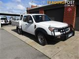 2010 FORD RANGER XL (4x4) PK SUPER C/CHAS