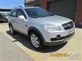 2009 HOLDEN CAPTIVA LX (4x4) CG MY10 4D WAGON