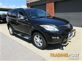 2012 GREAT WALL X200 (4x4) CC6461KY MY11 4D WAGON