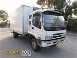 ISUZU FRR 550 TURBO DIESEL REFRIDGERATED PANTECH