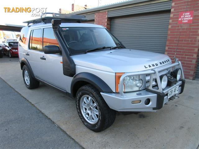 2005 Land Rover Discovery 3 Hse 4d Wagon For Sale In Brisbane Qld
