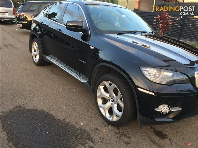 2008 bmw x6 xdrive 35i e71 4d coupe for sale in bankstown. Black Bedroom Furniture Sets. Home Design Ideas