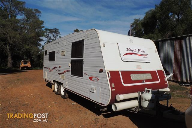 View All Caravans For Sale In Wa Australia